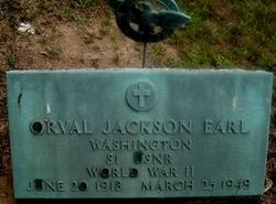 Orval Jackson Earl