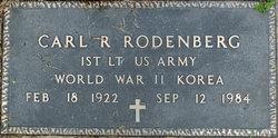 Carl R. Rodenberg