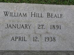 William Hill Beale