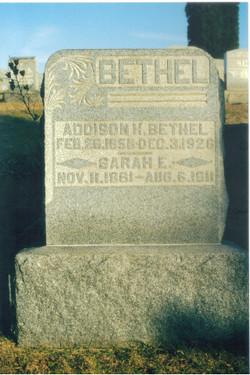 Addison H. Bethel, Sr