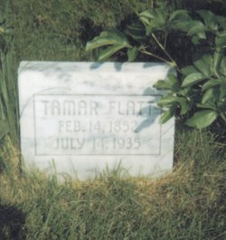 Tamar <i>Whitley</i> Flatt