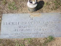 Lucille <i>Drayton</i> Catrair