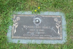 Wanda Lee <i>Rogers</i> Hall
