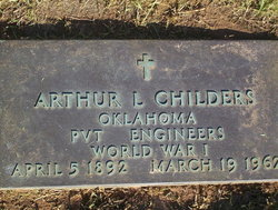 Arthur Linus Childers