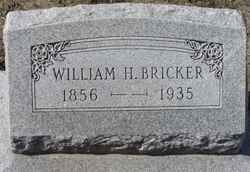 William H Bricker