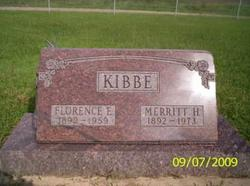 Florence E Kibbe