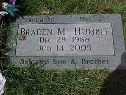 Braden M. Humble