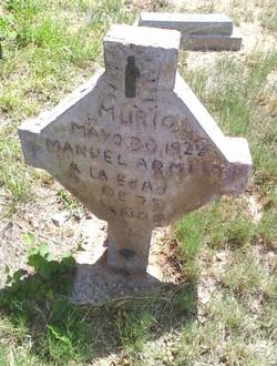 Manuel Armijo