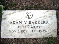PFC Adan Vasquez Barrera