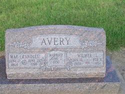 Cora Mae <i>Randles</i> Avery