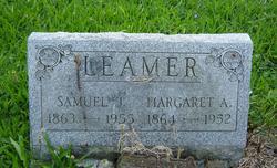 Margaret A <i>Reed</i> Leamer