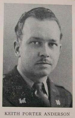 Capt Keith Porter Anderson