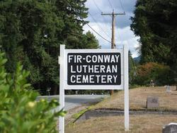 Fir-Conway Lutheran Cemetery