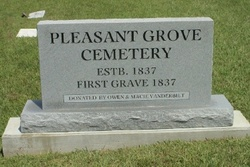 Pleasant Grove Cemetery