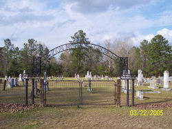 Mount Zion Methodist Cemetery