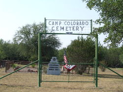 Camp Colorado Cemetery