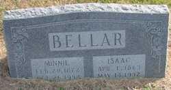 Mary Minnie <i>Pendleton</i> Bellar