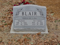 Frances Blair