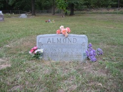 Jane Rosalie <i>Burris</i> Almond