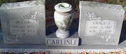 Grace I. <i>Eiland</i> Carlisle