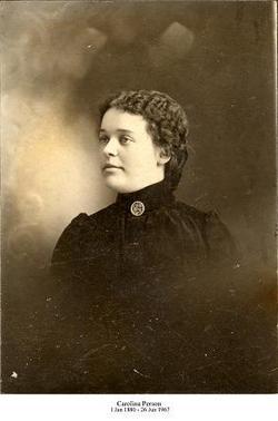 Carolina Lena <i>Pearson</i> Johnson