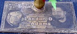 Landon Lanny Adams