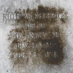 Ruth Missouri <i>Kendrick</i> Askew