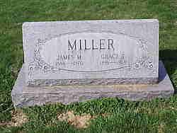Grace Ellen <i>Wetsel</i> Miller