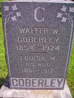 Walter W Coberley