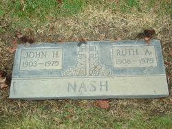 Ruth Augusta <i>Cox</i> Nash