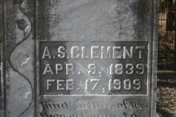 Algernon Sidney Clement