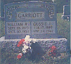 William Recer Garriott