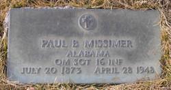 Paul Beecher Missimer