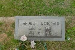 Earl Randolph McDonald