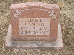 Elvis Ethelbert Camden