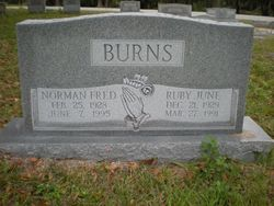 Norman Fred Burns