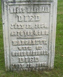 Margarett Marshall
