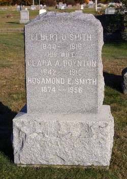 Rosamond E. Smith