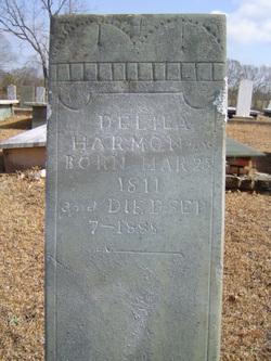 Delila <i>Mitchell</i> Harmon