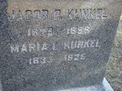 Maria L. <i>Shepard</i> Kunkel