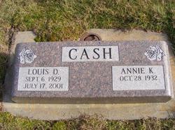 Louis Dale Cash
