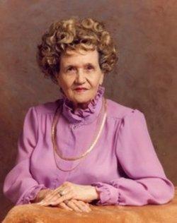 Mary Thelma <i>McClure</i> Sims