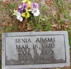 Senia Adams