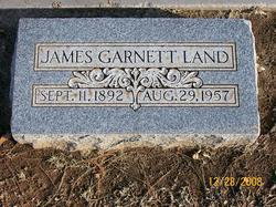 James Garnett Land