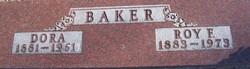 Roy F Baker