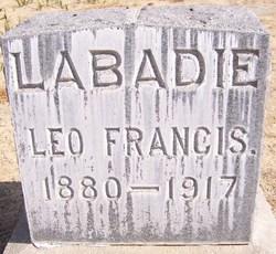 Leo Francis Labadie