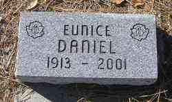 Eunice <i>Newton</i> Daniels