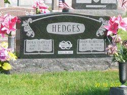Dora Isabelle <i>Farris</i> Hedges