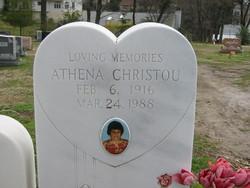 Athena Emmanuel Tina <i>Stamathis</i> Christou