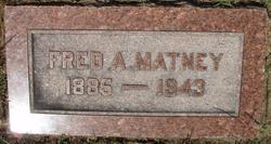 Fred Allen Matney